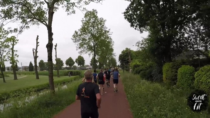 Sweat and be fit - IJselsteinloop_Moment